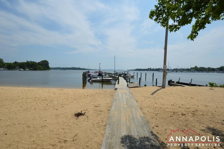 106 Giddings Ave-Cape Arthur community Beach to pier.JPG
