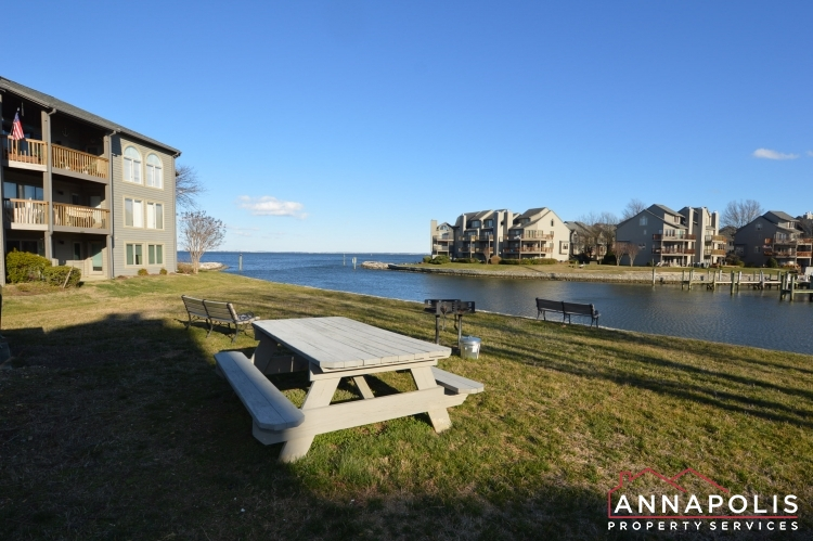 7006 Channel Village Court #202-Picnic and grill area.JPG