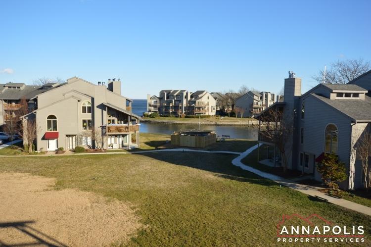 7006 Channel Village Court #202-Water view a.JPG