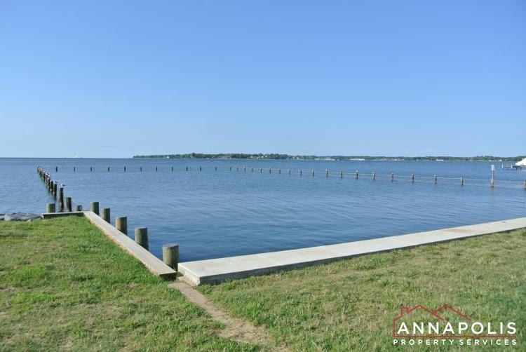 442 Poplar Lane-Beach swim area.JPG