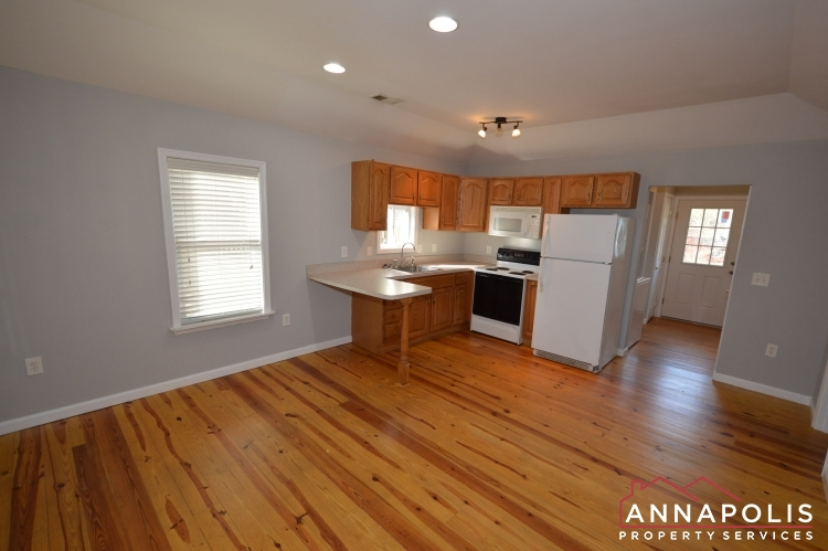 440 Kyle Drive-Kitchen and living an.JPG