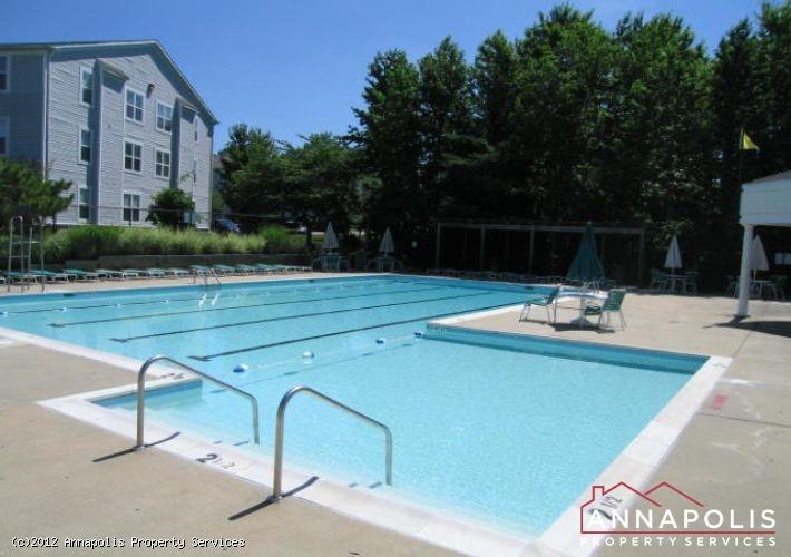 Community swiming pool