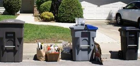 Annapolis City Refuse Schedules change
