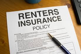 Renters insurance is similar to Homeowners insurance except instead of protecting the property