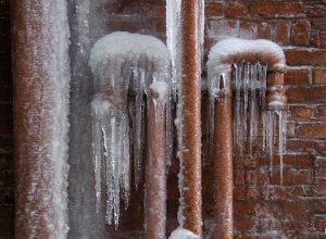 Property Maintenance - Frozen water pipes