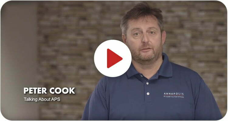 About Annapolis Property Services - Peter Cook